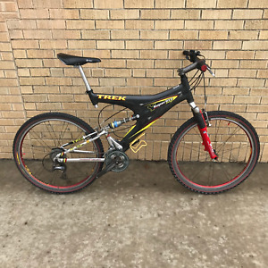 "Trek Y Superlight 200 Crosscountry 20.5"" frame Large collectors MTB"