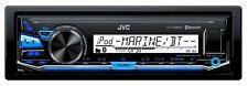 JVC KD-X33MBT Marine MP3-Autoradio mit Bluetooth USB iPod AUX-IN
