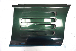 1991-1994 Chevy Corvette C4 Front Right Fender Louvers Green Used OEM 10135976