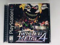 Twisted Metal 4 (Sony PlayStation 1, 1999)
