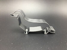Dachshund Dog Shaped Cookie Cutter