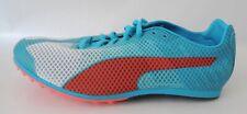 Spikes Herren Sprintspikes Leichtathletik EvoSpeed Distance 8 Laufschuhe– blau //