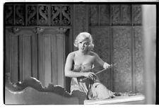 MARILYN MONROE Candid Original Let's Make Love 35mm photo NEGATIVE low cut dress