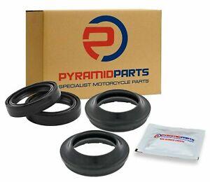 Fork Oil Seals & Dust Wiper Seals for Yamaha YBR125 All Models