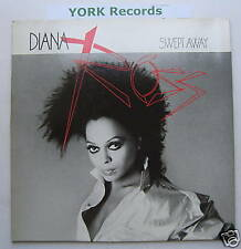 DIANA ROSS - Swept Away - Excellent Condition LP Record
