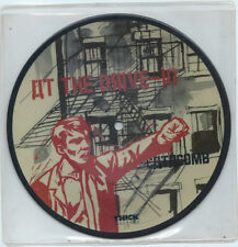 "At the Drive In/Burning Airlines ""split"" Pic Disc 7"" OOP LP Mars Volta Sparta"