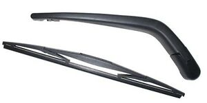 Rear Window Windshiel Wiper Arm + Blade fits for Honda JAZZ GD MK II 2003-2007