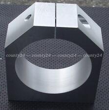 80mm Aufnahme für HF-Spindel Fräsmotoren CNC Fräsmaschine