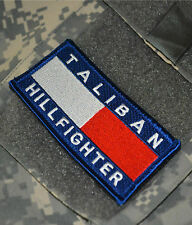 KANDAHAR TALIZOMBIE© MOWER RANGER HILLFIGHTER MORALE PATCH+ PLASTIC BAGGAGE TAG