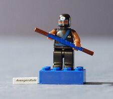 Power Rangers Mega Bloks Series 3 Blue Ranger Training Mode Common