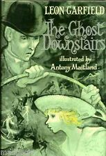 The Ghost Downstairs by Leon Garfield SIGNED COPY Hardcover in Dustjacket