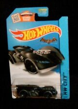 Hot Wheels Batman Arkham Asylum Batmobile Hw City 2015 - ©2013 Mattel - New