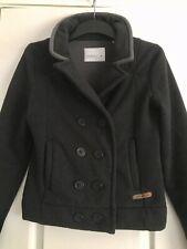 Women's O'Neill Winter Jacket Size M Grey Fleece Lining