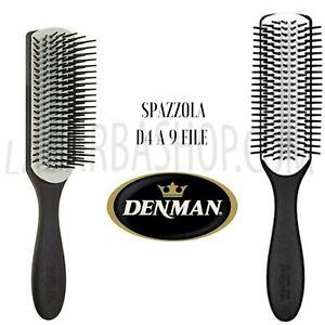 Denman Spazzola Professionale Per Capelli 9 File D4