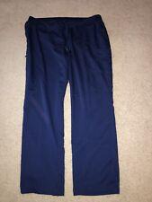 Greys Anatomy Navy Blue Medical Scrub Pants Size XL