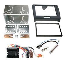 DOUBLE-DIN Set montage auto-radio voiture+Blende pour AUDI TT 8J AB 06 SANS BOSE