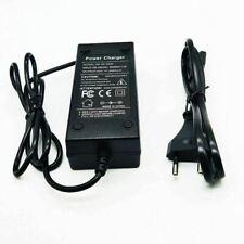 36V 2A battery charger Output 42V 2A Charger Input 100-240 VAC Lithium Li-ion Li