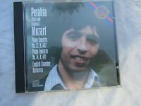 CD PERAHIA PLAYS AND CONDUCTS MOZART
