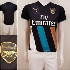 Puma Arsenal London Cup 3rd Third AFC Trikot & Short Set Kinder Shirt Hose O