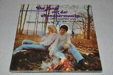 Cliff Carpenter Orchester - Der Junge mit der Mundharmonika - Album Vinyl LP