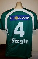 SC ESV Parndorf match worn football shirt trikot jersey Puma Autriche Grand