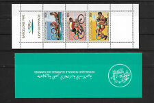 Comoros,1988,Olympic,2 Booklets,MNH