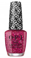 OPI Hello Kitty 2019 Nail Polish Collection Dream In Glitter L14 15ml