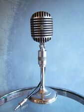 Vintage RARE 1940's Shure 556 microphone Fatboy 55 Elvis old antique used 55