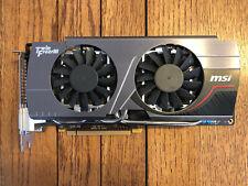 New listing Msi Gtx 680 / 4Gb 4K Nvidia / Pc & Mac Pro Efi Boot / Custom Twin Frozr Iii Fan