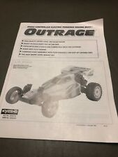 kyosho hurricane manual