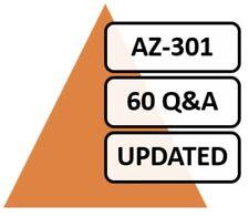 AZ-301; 2019 Microsoft Azure 301, 60 Q&A, PDF + SIMULATOR!!!
