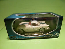 MIRA SOLIDO AMERICAN MUSCLE 8136 CHEVROLET CORVETTE COUPE RACING - 1:18 - NMIB
