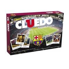 Cluedo FC Barcelona - El Clásico Juego de Misterio - Versión Catalán/Español