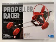 Propeller Racer Fun Mechanics Kit 2008 4M Industrial Development Ltd New Sealed