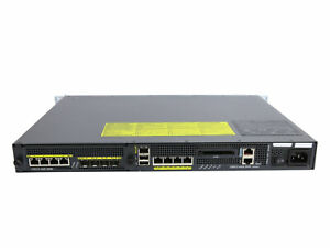 Firewall Cisco ASA 5500 4Ports 1000Mbits And Module With 4Ports 1000Mbits