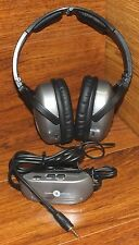 Genuine Innovative Technology (IT) Gray Cushioned Over the Head Head-Phones!
