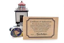 Harbour Lights 2002 Hatteras Beacon Collectors Society Exclusive #537 - Nib