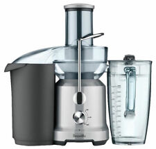 Breville BJE430SIL Juice Fountain Cold Electric Juicer - Silver