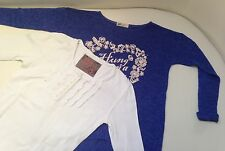 2 Stück Pullover Paket Mädchen Gr. 134/140