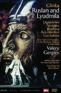 Glinka, Ruslan and Lyudmila (DVD)