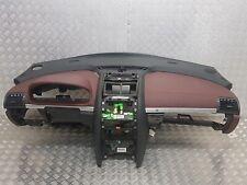 Planche tableau de bord cuir - Peugeot 407 coupé
