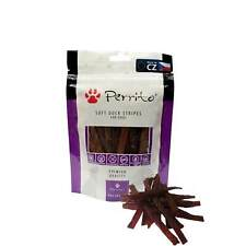 Perrito Soft Duck Strips Natural Dog Treats Healthy Snack Food Meat Chew Reward