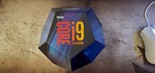 Intel I9-9900k (BOX ONLY) Collectors Box