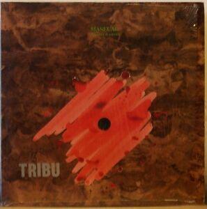 TRIBU Maseual: El Hombre de Este Sol LP Ethnic-Rock Fusion w/12-page Booklet