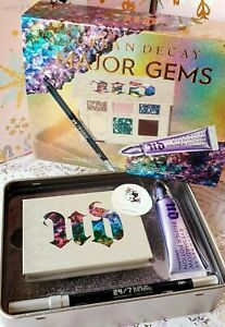 Urban Decay Stoned Vibes Major Gems Gift Set New In Box $71 Value💯 Authentic