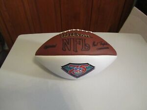Vintage1994 Wilson NFL Football Made in USA Celebrating 75 Years America Passion