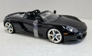 Jada Toys 1:64 Porsche Carrera GT GOOD USED CONDITION ** Paint Issues **