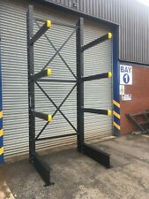 BRAND NEW HEAVY DUTY CANTILEVER RACKING 4000mm TALL 1000KG UDL ARMS
