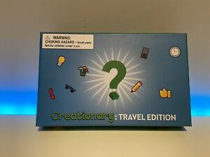 LEGO Creationary TRAVEL EDITION VIP Exclusive *BRAND NEW*