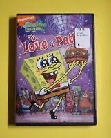 SpongeBob SquarePants - To Love a Patty (DVD, 2008) BRAND NEW